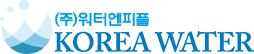 KOREA WATER - WATER & PEOPLE - Logo