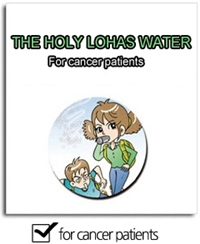 The holy lohas water webtoons - for cancer patients <Click>