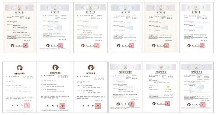 Korea & Water Certifications