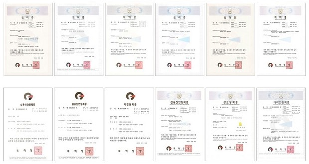 Korea Ceramic's certifications photo